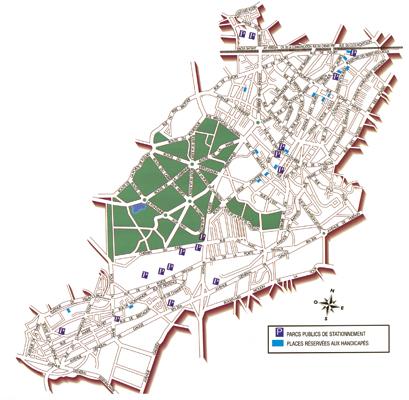 Plan De Ville Clamart